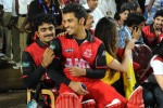 Telugu Warriors VS Chennai Rhinos Match Photos