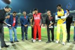 Chennai Rhinos VS Telugu Warriors  Semi Final Match