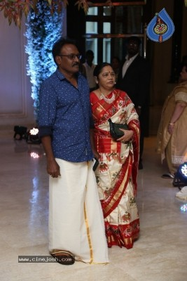 Vishagan - Soundarya Wedding Reception