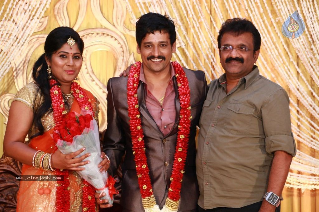 Actor vidharth marriage photos