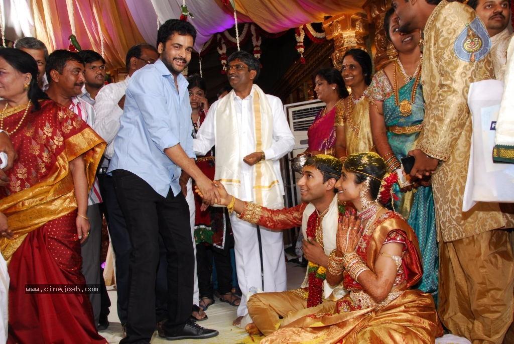 Ooha srikanth wedding