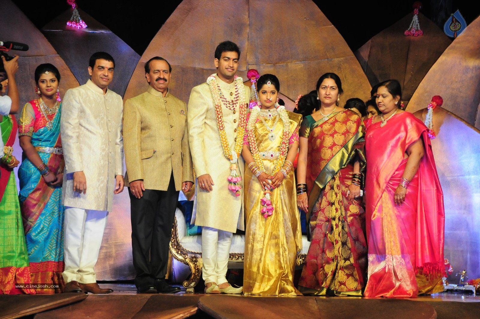 Dil Raju Daughter Hanshitha Engagement 02 Photo 19 Of 83