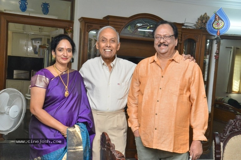 Krishnam Raju Birthday Celebrations 2019 - 9 / 29 photos