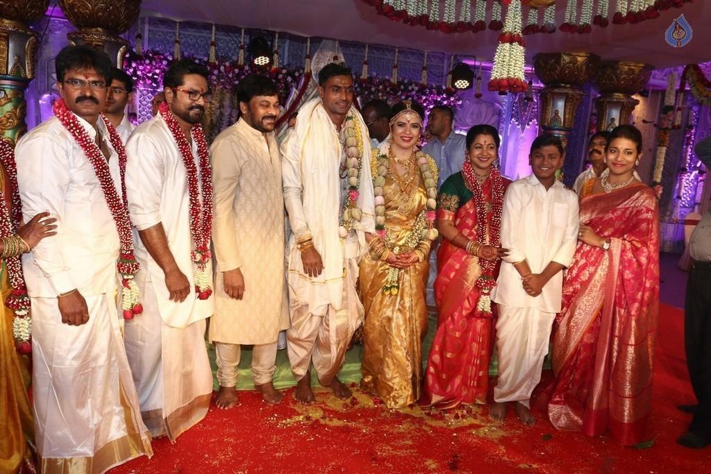 Radhika family photos