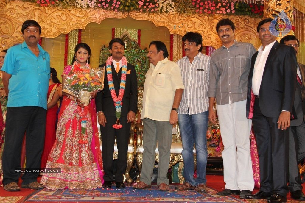 Aruna sairam daughter wedding
