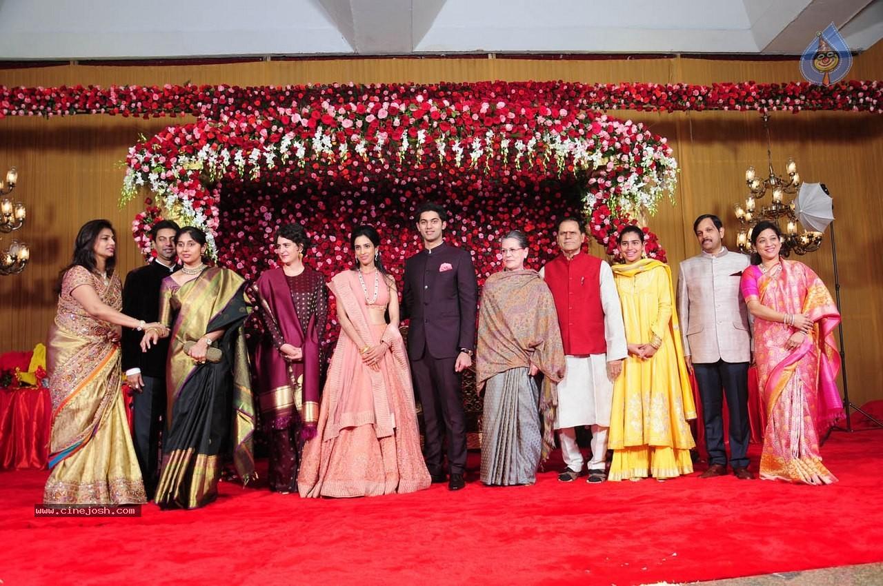 Nadeem son wedding