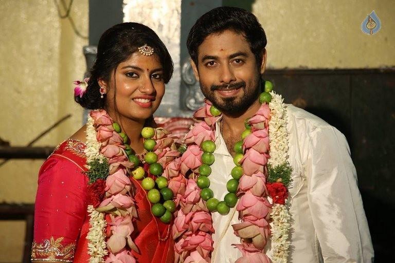 Tamil Actor Aari Wedding Photos