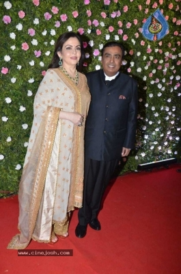 Amit Thackeray Wedding Reception Photos - 4 of 35