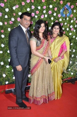 Amit Thackeray Wedding Reception Photos - 7 of 35