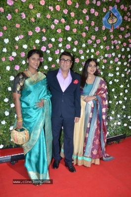 Amit Thackeray Wedding Reception Photos - 8 of 35