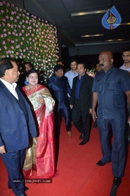 Amit Thackeray Wedding Reception Photos - 9 of 35