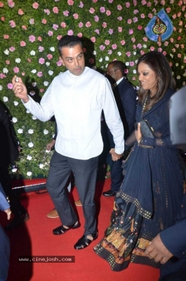 Amit Thackeray Wedding Reception Photos - 12 of 35