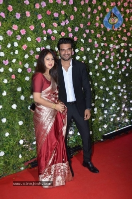 Amit Thackeray Wedding Reception Photos - 21 of 35