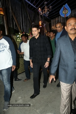 Celebrities at Harshit Reddy Wedding Reception - 1 of 65