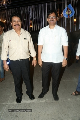 Celebrities at Harshit Reddy Wedding Reception - 3 of 65