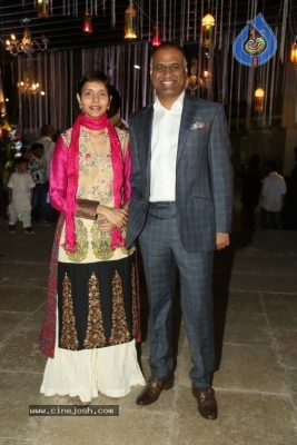 Celebrities at Harshit Reddy Wedding Reception - 4 of 65
