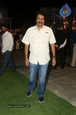 Celebrities at Harshit Reddy Wedding Reception - 5 of 65