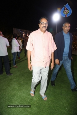 Celebrities at Harshit Reddy Wedding Reception - 9 of 65