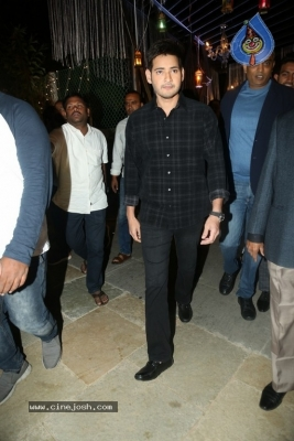 Celebrities at Harshit Reddy Wedding Reception - 10 of 65