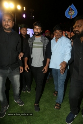 Celebrities at Harshit Reddy Wedding Reception - 13 of 65