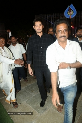 Celebrities at Harshit Reddy Wedding Reception - 15 of 65