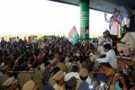 Chiru gets Rousing Reception at RGI Airport - 3 of 19