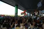 Chiru gets Rousing Reception at RGI Airport - 19 of 19