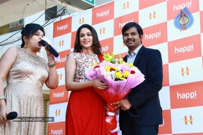 Happi Mobiles Grand Store Launched By Actress Lavanya Tripathi - 1 of 20