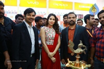 Happi Mobiles Grand Store Launched By Actress Lavanya Tripathi - 8 of 20