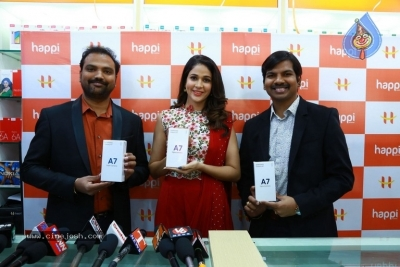 Happi Mobiles Grand Store Launched By Actress Lavanya Tripathi - 10 of 20