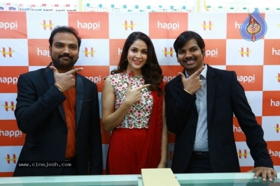 Happi Mobiles Grand Store Launched By Actress Lavanya Tripathi - 12 of 20
