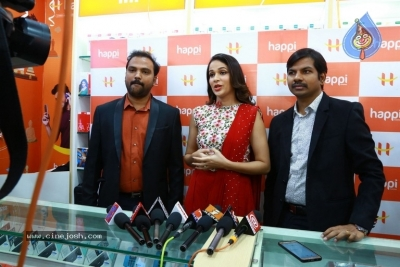 Happi Mobiles Grand Store Launched By Actress Lavanya Tripathi - 14 of 20