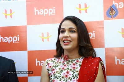 Happi Mobiles Grand Store Launched By Actress Lavanya Tripathi - 19 of 20
