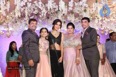 Harshith Reddy - Gowthami Wedding Reception - 4 of 40