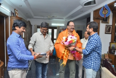 Krishnam Raju Birthday Celebrations 2019 - 1 of 29