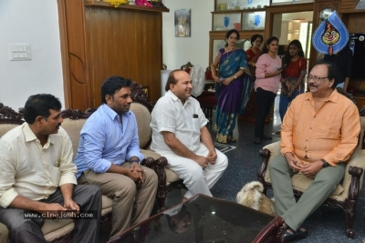 Krishnam Raju Birthday Celebrations 2019 - 12 of 29
