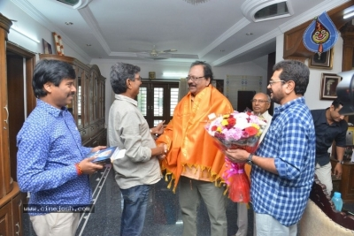 Krishnam Raju Birthday Celebrations 2019 - 18 of 29