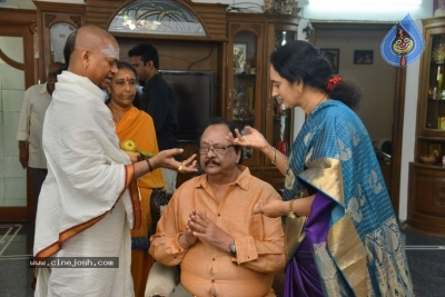 Krishnam Raju Birthday Celebrations 2019 - 19 of 29