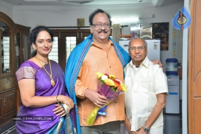 Krishnam Raju Birthday Celebrations 2019 - 20 of 29