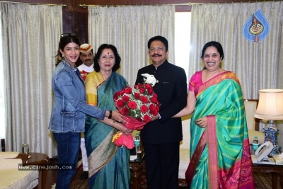 Lakshmi Manchu Launches Teach For Change Nationally - 1 of 8