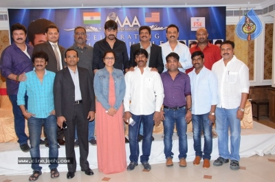 Maa Press Meet - 1 of 17