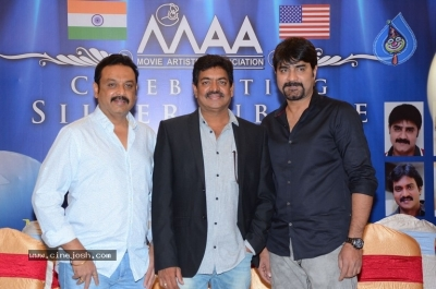 Maa Press Meet - 6 of 17