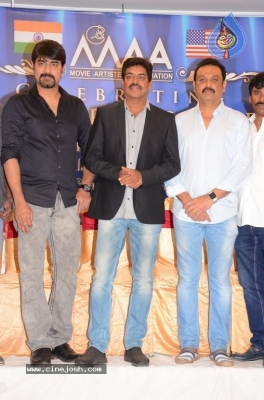 Maa Press Meet - 7 of 17