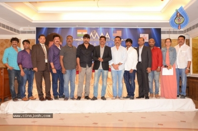 Maa Press Meet - 8 of 17