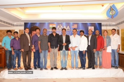 Maa Press Meet - 10 of 17