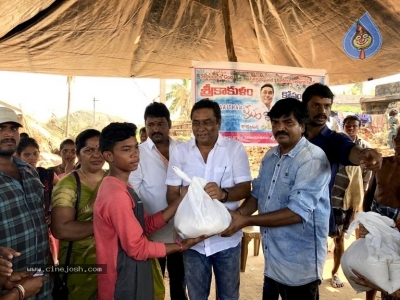 Manam Saitham Help To Titli Victims - 2 of 5