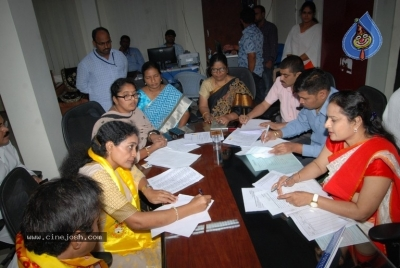 Nandamuri Suhasini To File Nomination - 3 of 11