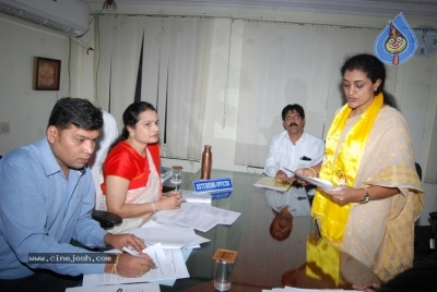 Nandamuri Suhasini To File Nomination - 4 of 11