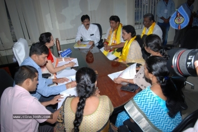 Nandamuri Suhasini To File Nomination - 5 of 11