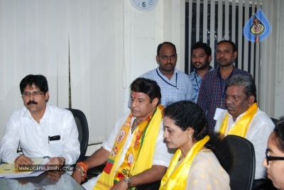 Nandamuri Suhasini To File Nomination - 7 of 11
